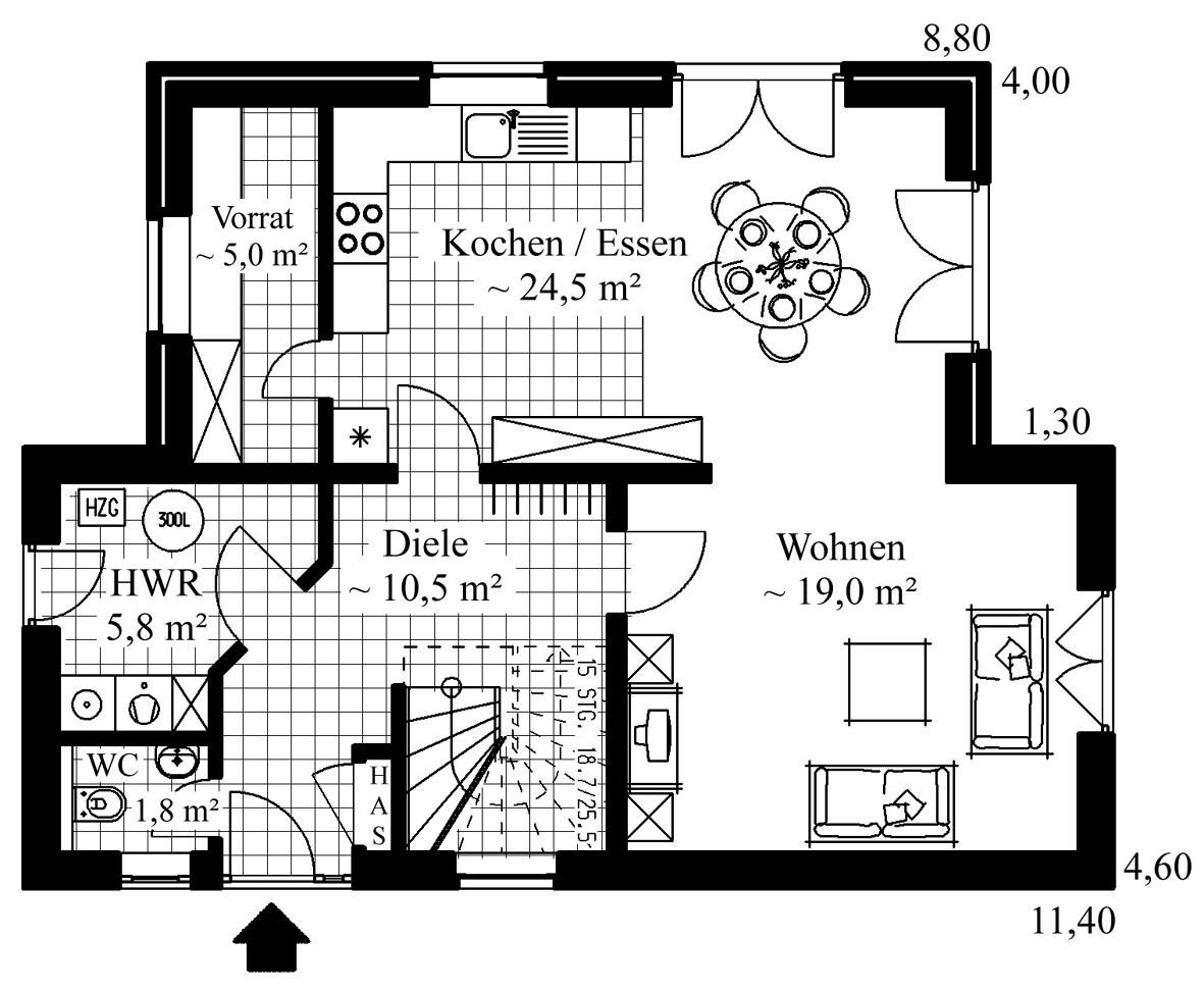 Neubau-Programm Bungalow - Immobilien kaufen und verkaufen ...